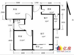 领袖城顶层复式,装修4房,业主诚心急售,价格从优