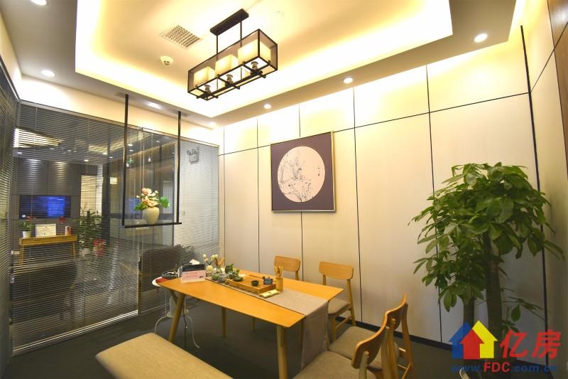 预算低,1650起入驻豪装江景房小型办公室,武汉硚口区宝丰越秀财富中心8楼二手房 - 亿房网