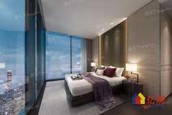 世界第三高楼636旁  606西兰蒂亚公馆  53-113平精装公寓,一线江景