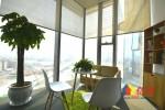 《特价》直租非中介,越秀财富中心直租豪装小型办公室,武汉硚口区汉正街越秀财富中心8楼二手房 - 亿房网