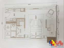 武昌区武汉绿地中心(武汉606)高端公寓赠豪装,均价2.5-3.5万,不限购,