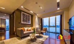 绿地西兰蒂亚公馆坐标绿地606一线江景精装修总裁公寓0代理