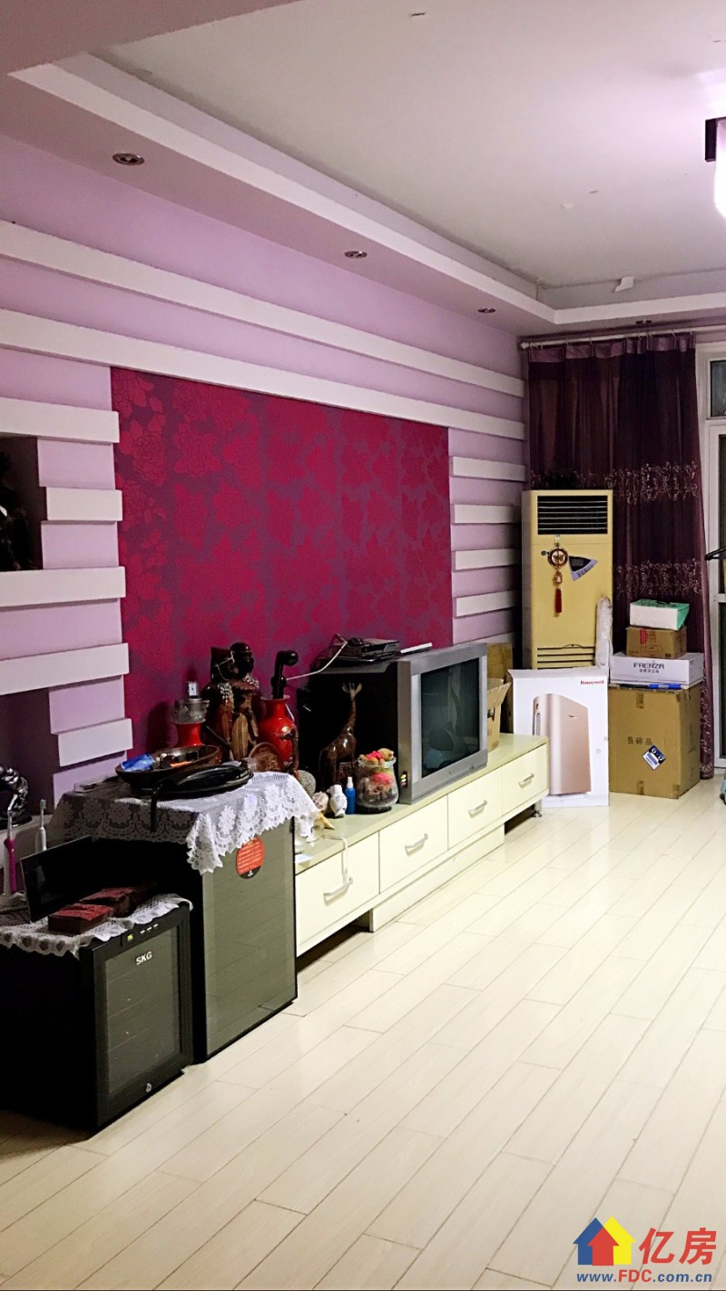 稀缺多层 后湖 百步华庭 3室2厅1卫 ,武汉江岸区后湖百步亭花园路18号二手房3室 - 亿房网