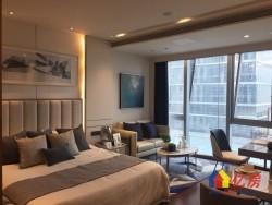 积玉桥滨江小公寓 长江主轴高楼层可观江视野开阔 商圈成熟便利