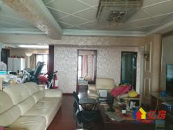 东西湖区 金银湖 万科高尔夫城市花园五期 5室2厅2卫  176㎡精装湖景暖气房