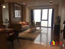 绿地606西兰蒂亚公馆+53平精装公寓+一线江景+配套成熟+