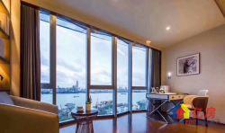 绿地国际金融城 高端精装公寓 53平一室 豪华江景 不限购