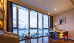 绿地金融城 武汉地标性建筑 位于繁华核心 一线临江豪装江景房