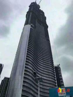 绿地国际 豪装一线看江房 身份地位的象征 高端豪宅品味生活