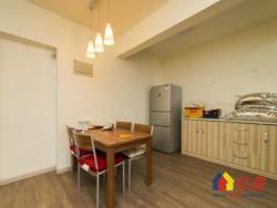 复地东湖国际精装修三室两厅一厨一卫 楼层好视野开阔