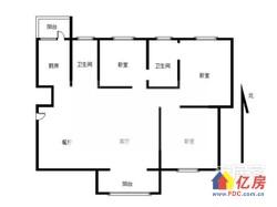 其他  中建康城二期 3室2厅2卫 119㎡
