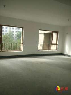 武汉天地云廷 6室2厅4卫  毛坯复式一楼前后花园 仅此一套 业主诚售
