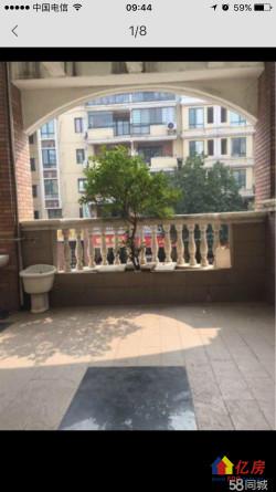 东西湖区 金银湖 卧龙丽景湾 2室2厅1卫  94㎡精装楼梯两房赠送超大露台