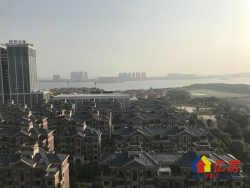 一线湖景 中国健康谷 电梯复式四居 两梯两户 使用面积150