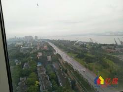 青山滨江+公园环绕+5号线+49中旁+5.2米层高一线江景复式楼