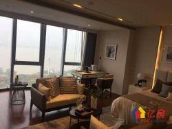 绿地国际金融城+一线临江+公寓+全景窗+武昌内环+配套商圈成