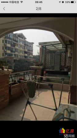 东西湖区 金银湖 卧龙丽景湾 2室2厅1卫  94㎡,精装两房,赠送超大露台!