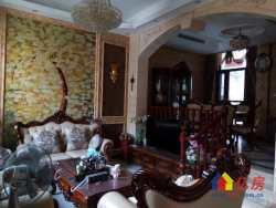 世茂龙湾一期70年产权别墅  豪华装修  上下四层  送私家大花园