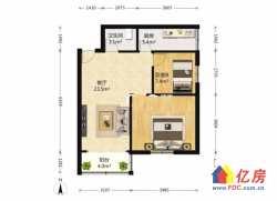 浩海小区 婚房装修 2室2厅1卫  68㎡黄金楼层 繁华地段  学区地铁房 随时可以看房