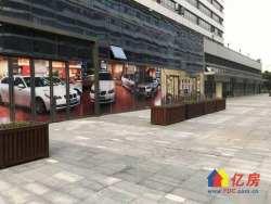 汉阳国际博览中心旁《绿地财富中心临街底商》不限业态