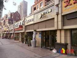 店长推荐   江汉大学对面 联投金色港湾一楼临街商铺 带租约100元到130每平