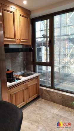 新房:同济医院旁5.4米复式公寓+集贤站地铁口+有烟道天然气