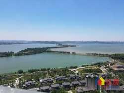 华侨城纯水岸东湖3期一线湖景复式无任何遮挡