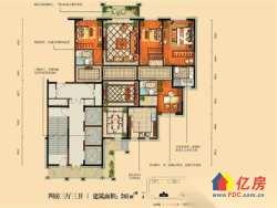 泛海国际香海园处女毛坯四房+240平两梯两户+坐拥繁华豪华户