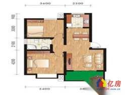 奓山新社区 精装两房 南北户型 中间楼层 性.价比高 诚心出