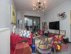 复地东湖国际 通透小三房户型方正 居家精装 赠送面积15平