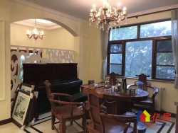全新精装修、独栋别墅、花园占地700平米、送150平米地下室