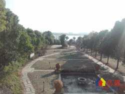 世茂龙湾 一线看湖毛坯独栋别墅花园16亩 武汉市花园最大一栋