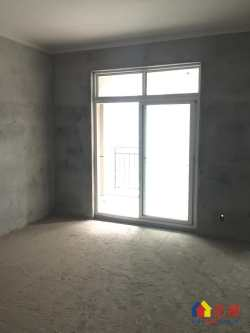 湘龙鑫城毛坯二房,两个卫生间,品字户型,全房朝南