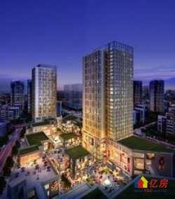 福星惠誉水岸国际公寓江景写字楼建面超230平!