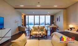 武昌区  绿地国际金融城 72平总统套房 家具家电全送