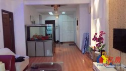 六合新界 3室2厅2卫  126㎡武汉二中 七一 江滩近 精装直住