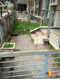 东西湖区 金银湖 万科四季花城 2室2厅1卫  93.5㎡精装一楼带花园两房出售!