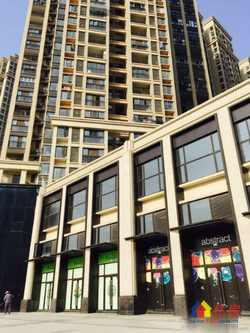 后湖星悦城纯一楼临街底商火爆出售