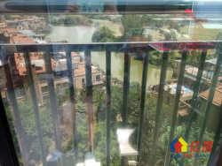 东西湖区 金银湖 万科高尔夫城市花园五期 2室2厅1卫  89㎡豪装湖景两房出售!