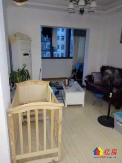 金银潭将军路 颐和家园 精装2室2厅1卫  64.37㎡ 楼层好