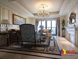 泛海豪宅片区泛海国际香海园 366平米超大户型 5室2厅4卫 阔绰客厅,超大阳台,身份象征