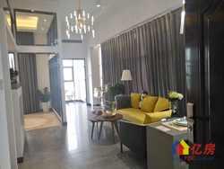 滨江商务区核心地段,未来发展的中心,一线江景小复式,直接认购