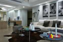 泛海国际桂海园 全新精装两房两厅出售 南北通透 红领巾!