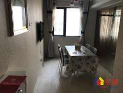 江汉路轻轨旁宝利金两证已满2年小2房1厅明厨明卫精装电梯好房