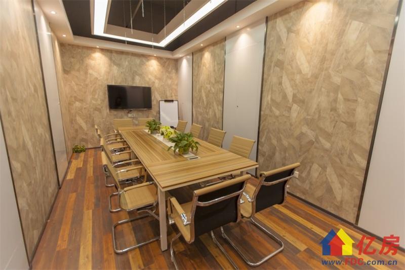 新华路高端写字楼小型办公室,费用全包,武汉江汉区新华武汉市新华路与长江日报路交汇处二手房 - 亿房网