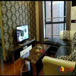 三阳路中城国际,二室二厅精装修的电梯房,南北通透,拎包入住