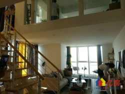 现房,中交锦立方,5.2米层高一线临江临江复式,不一样的体验