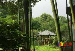 中式庭院 千年美丽 一线临湖四合院独栋 花园600平