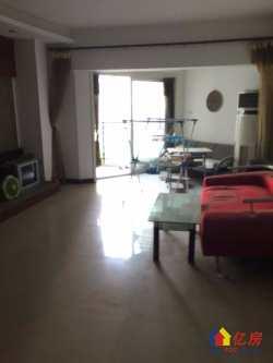 江汉北路 协和医院 中山公园 福星城市花园 朝南4房 房东诚心出售