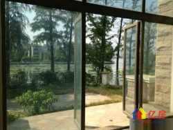 梦湖香郡 临湖独栋 300平花园 奢华享受一线临湖